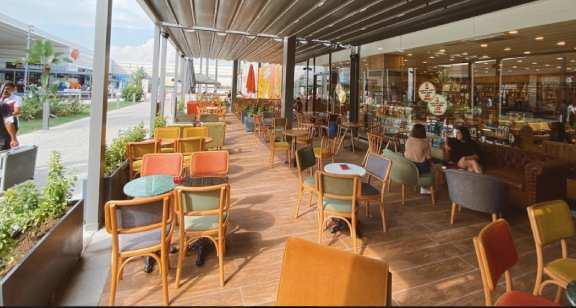 Books and Coffee Adana